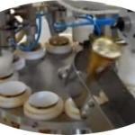Envasadora de sorvete