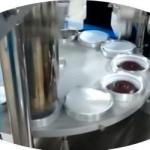 Maquina de envase de sorvete
