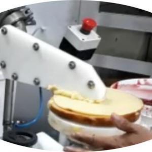 Maquina fabricar tortas